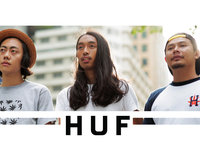 Introducing HUF Singapore