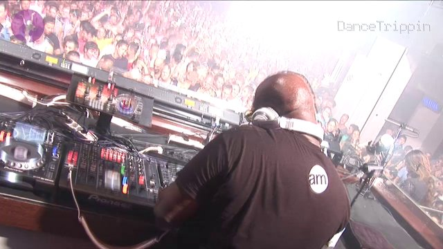 Carl Cox @ The Revolution in Space Ibiza