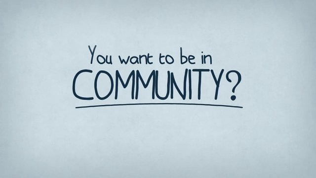 You Want to Experience Community? | Grace Covenant Church