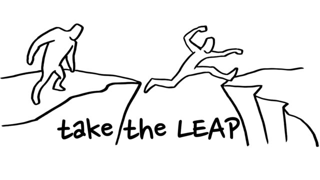 Take the LEAP - Moves the Needle