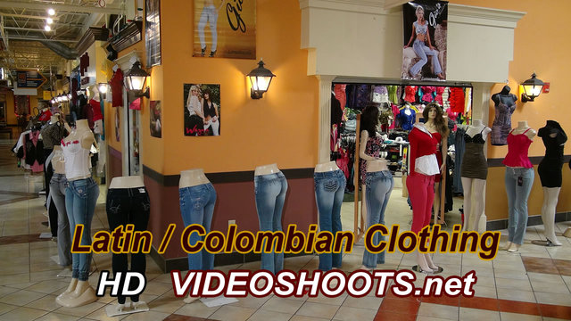 Colombian clothing stores Online clothing stores