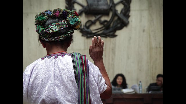 The Long Struggle for Justice in Guatemala.