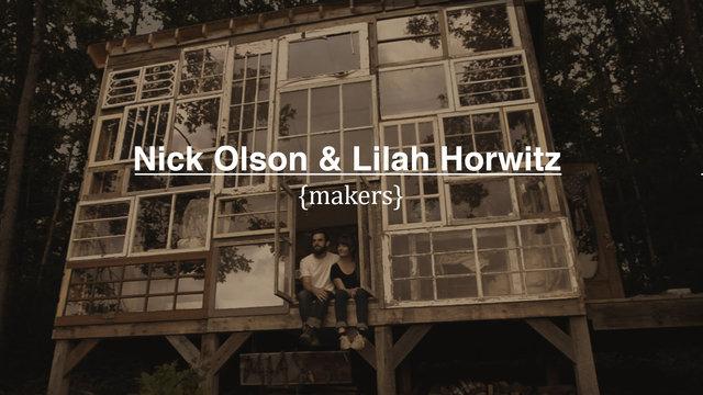 Half Cut Tea . com | Nick Olson & Lilah Horwitz