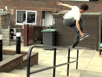 Nick Lomax Undercover Summer in LDN and PS, Happy Birthday Nick!!     Filmed by  Luke Thompson  Adam Kola  Alex Brightwell  Thomas Sharman    Lomax Undercover Wheels Available at  http://www.undercover-wheels.com