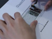 Interactive Ruler Shows How OLEDs Will Make Mundane Objects Smarter