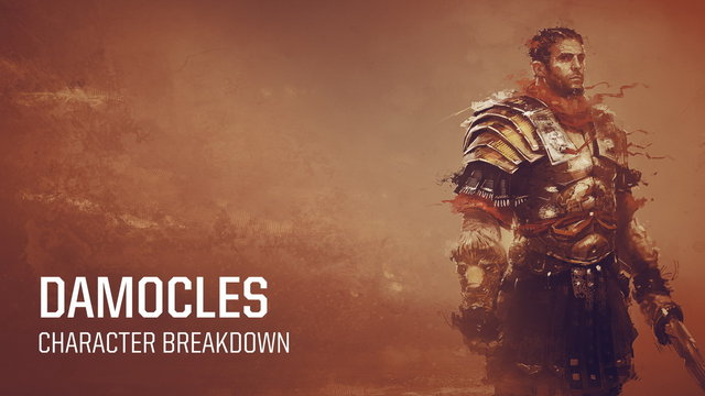 Legend of Damocles: Making of
