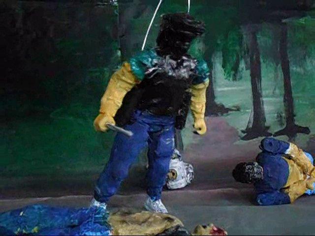 Los Zeta execute commander of rival cartel.