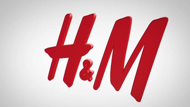 H&m Logo Experiment