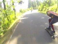 2013 Kozakov Challenge World Cup Skateboard Race