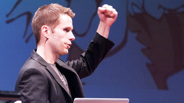 Webstock '12: Matthew Inman - How to get a buttcrapload of people to read what you write