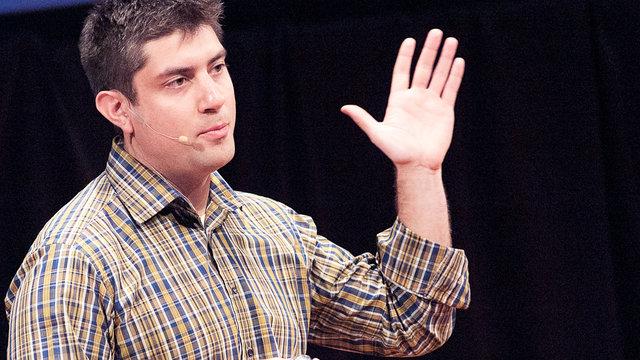 Webstock '12: Nick Mihailovski - Acting on data