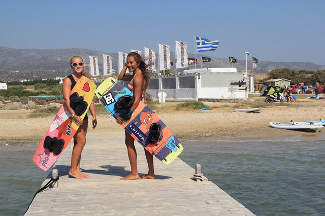 From Paros with Love