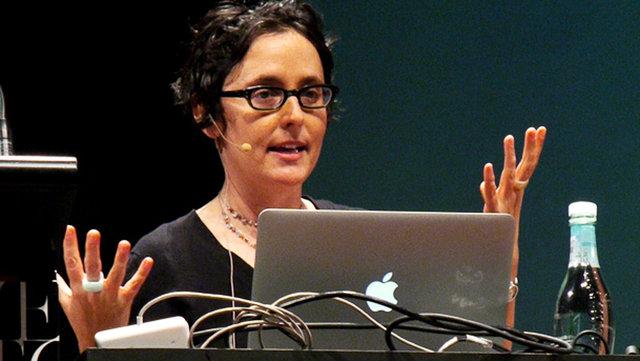 Webstock '12: Gabriella Coleman - In Lulz We Trust