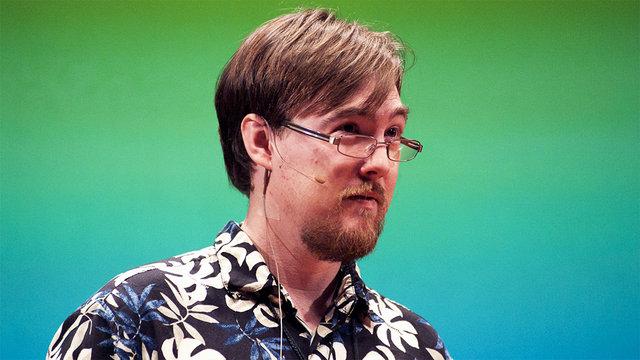 Webstock '12: Rob Malda - Slashdot — the rise and fall