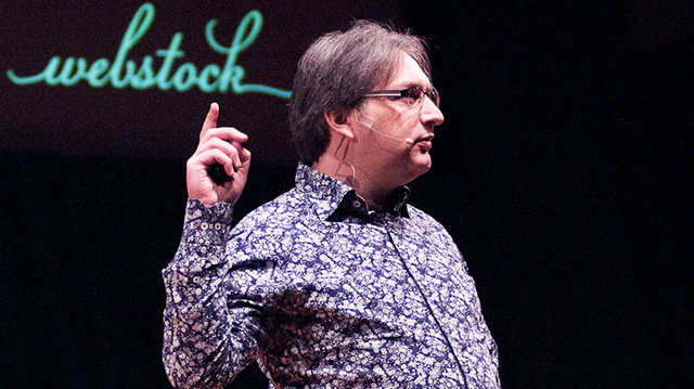 Webstock '12: Jeremy Keith - Of Time and the Network