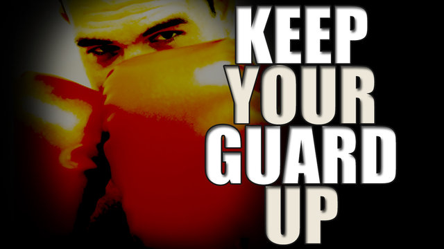 July 7 2013 - Keep up your Guard Part II - Pastor Greg Fairrington