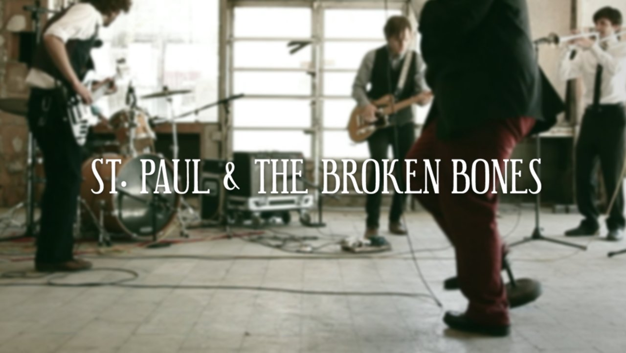 St. Paul and the Broken Bones – Call Me