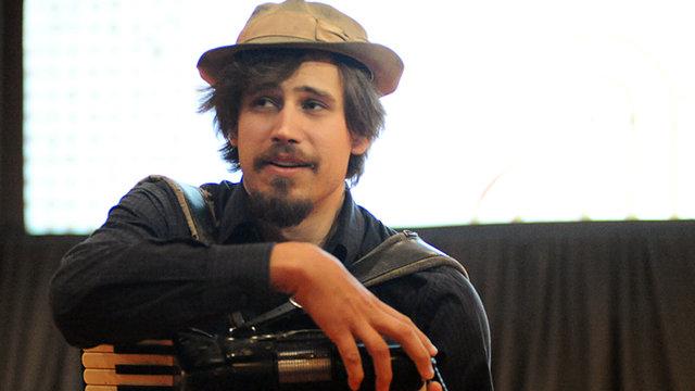 Webstock '11: Jason Webley - Portrait of an Artist as an Independent Musician