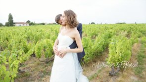 A French Wedding : Mathilde & Florent