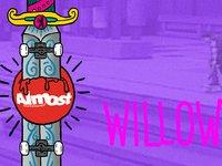 Willow's Skate Knife Instagram Clip