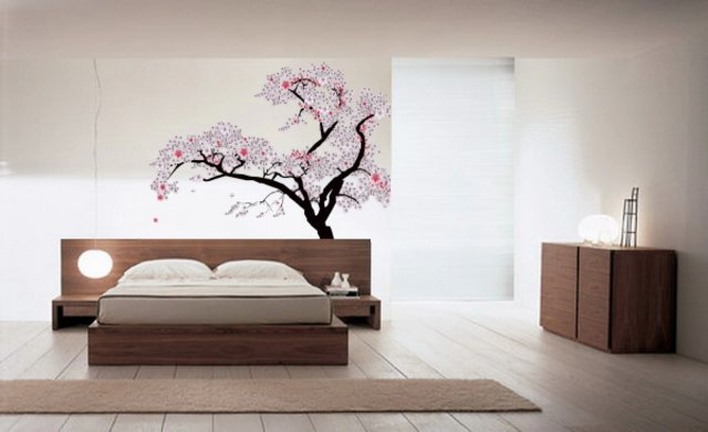 Cherry Blossom Bedroom On Vimeo