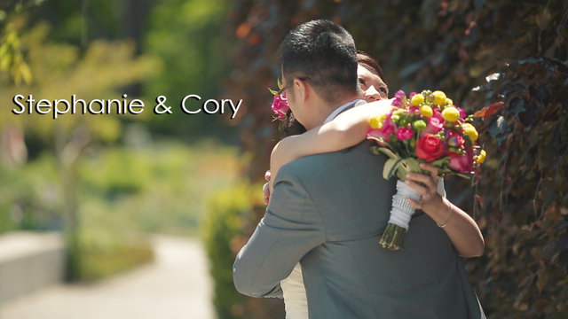 Botanical Garden Wedding | Cory & Stephanie