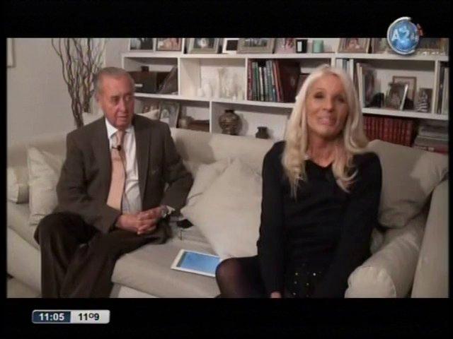 Entrevista a Osvaldo Cornide en A24 - Evelyn ¡Miralo!