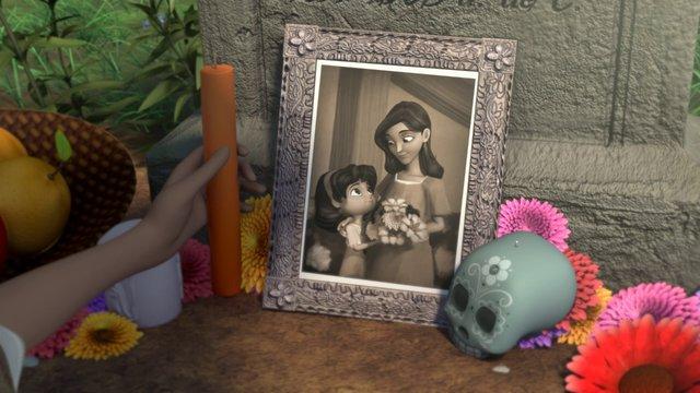 【墨西哥亡靈節 Dia de los Muertos】【Yao】