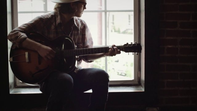 Frye Boots presents Andrew Combs.  FW 2013 campaign.