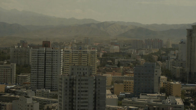 Future Megacities - Resource Efficiency in Urumqi, China