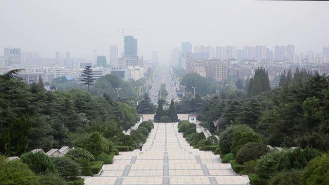 Future Megacities - Transportation Management in Hefei, China