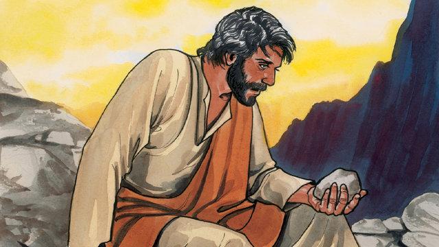 Jézus megkísértése