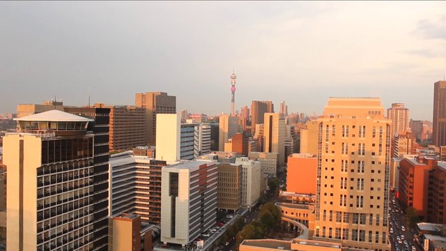 Future Megacities - Energy and Climate Protection in Gauteng, South-Africa