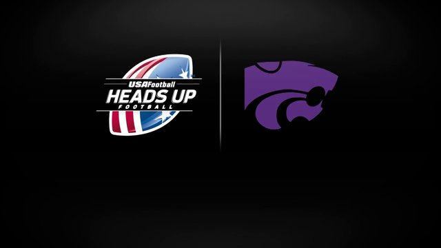 USA Football // Big 12 PSA / Kansas State