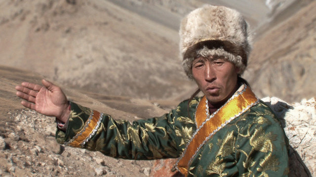 Land has breath - Rediscovering Altai's human-nature relationships