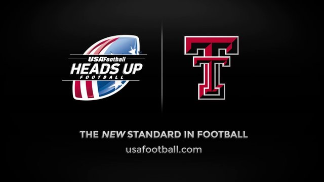 USA Football // Big 12 PSA / Texas Tech