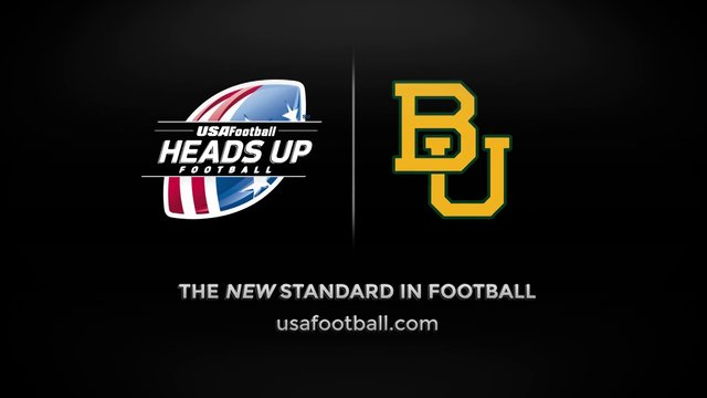 USA Football // Big 12 PSA / Baylor