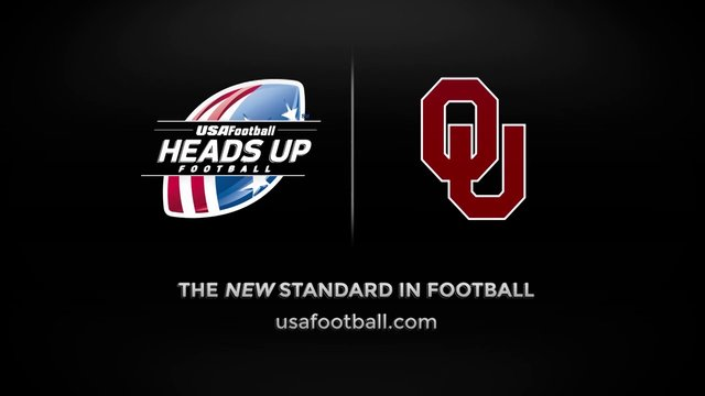 USA Football // Big 12 PSA / Oklahoma