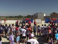 Tiraores - Olimpiadas Rurales 2013