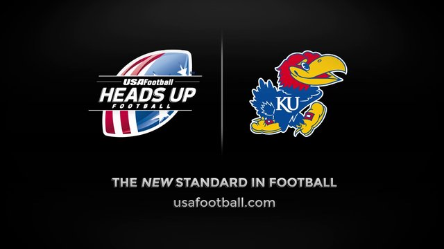 USA Football // Big 12 PSA / Kansas