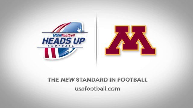 USA Football // Big 10 PSA / Minnesota