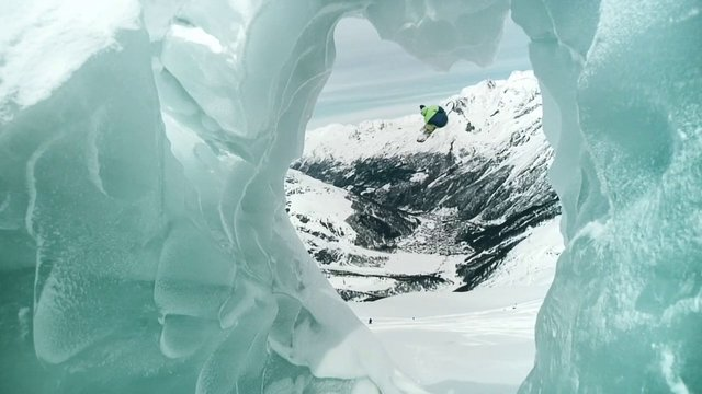 Frederik Kalbermatten Real Snow 2013
