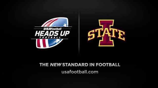 USA Football // Big 12 PSA / Iowa State