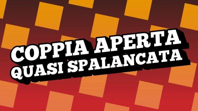 TeatrOk / Coppia Aperta Quasi Spalancata