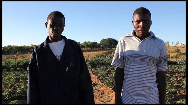 Introducing Mountain of Hope organic farmers association, (high resolution)