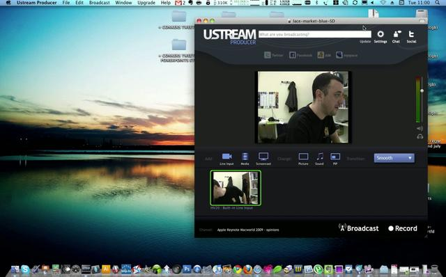Ustream Producer Pro Free
