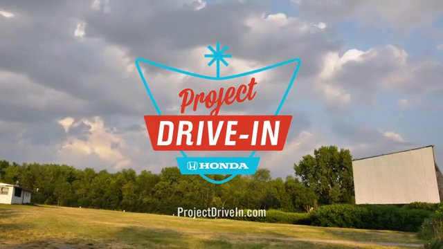 Project Drive-In: Help Honda Save an American Icon