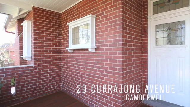 Property - 29 Currajong Avenue, Camberwell