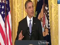 Video: Obama pledges more transparency in surveillance programs, reassess Russia relations