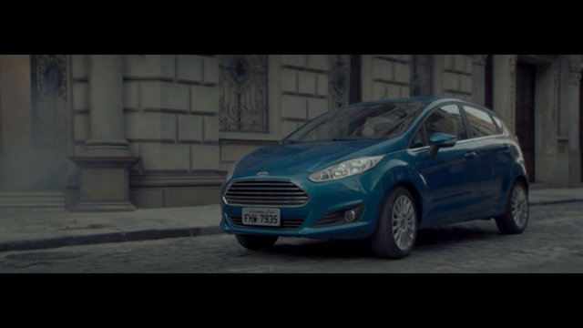 The Chase - Ford Fiesta 2013